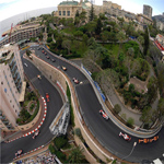 Le circuit sinueux de Monaco